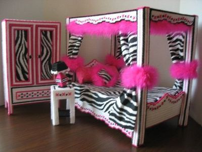 zebra print bedroom by graciesdesign on etsy puppies galore