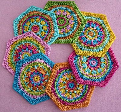 Granny Square How-To - CraftStylish - Sewing, Knitting
