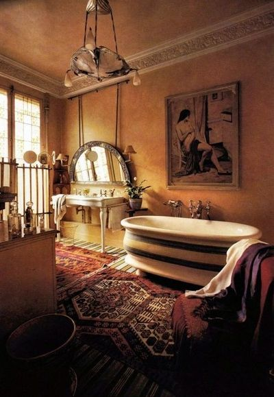 Bohemian Bathroom Beauty Bath Ideas Juxtapost