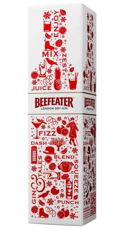 Beefeater Gin Packaging