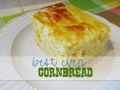 Lovely Little Snippets: Best Ever Cornbread!