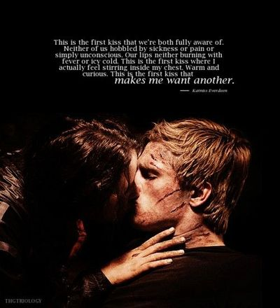 The Hunger Games  Love it    inspiring quotes and sayings - Juxtapost