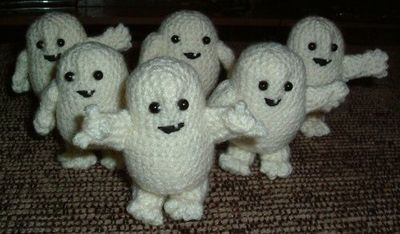 Adipose amigurumi from Dr. Who crochet pattern / crochet ideas and tips - Jux...