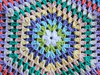 Ruby Hexagon Blanket free crochet pattern / crochet ideas and tips ...