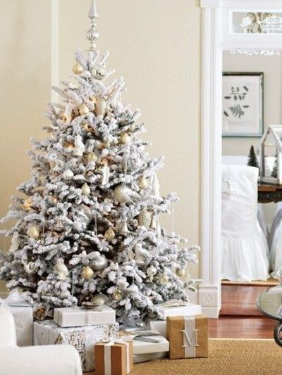 Luxurious Christmas Tree Decorating Ideas For School Decor Tree Via Peeking Thru The Sunflowers Blog Christmas Xmas Ideas