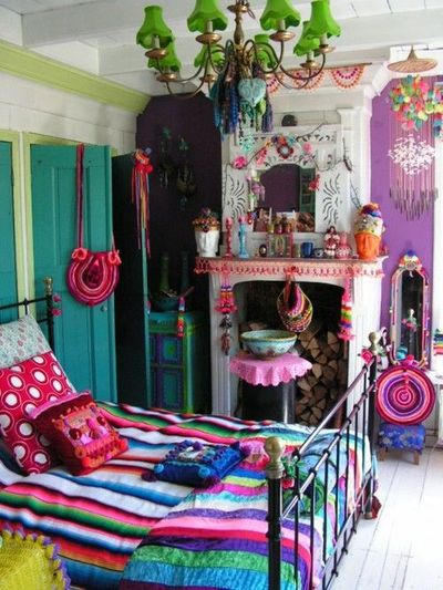 Bohemian bedroom baby time juxtapost for 12 year old bedroom ideas