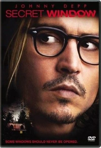 The secret window - Click image to find more Film, Music & Books Pinterest pins