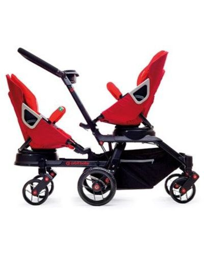 Orbit Baby Twin Stroller Such A Cute Design Baby Time