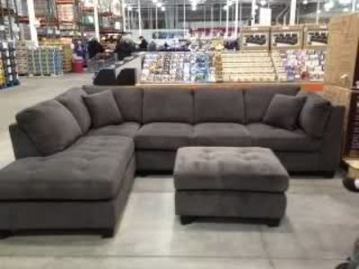 Costco Grey Sectional For The Home Juxtapost