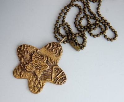 Bronze Necklace by MeMeandLuci on Etsy, $59.00