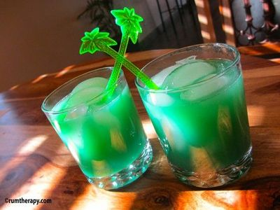 Rum Drinks for St Patricks Day