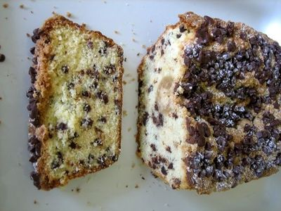 Buttermilk-Chocolate Chip Crumb Cake