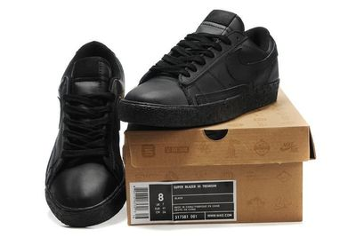 2be98c4afa41b6 Nike Men Casual Shoes Low Cut In All Black-$111 / For my closet ...