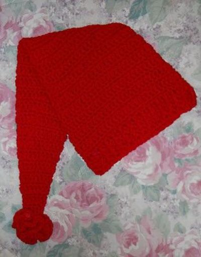 Crochet Pattern Stocking Hat : RIP VAN WINKLE STOCKING CAP free #crochet #hat #pattern ...