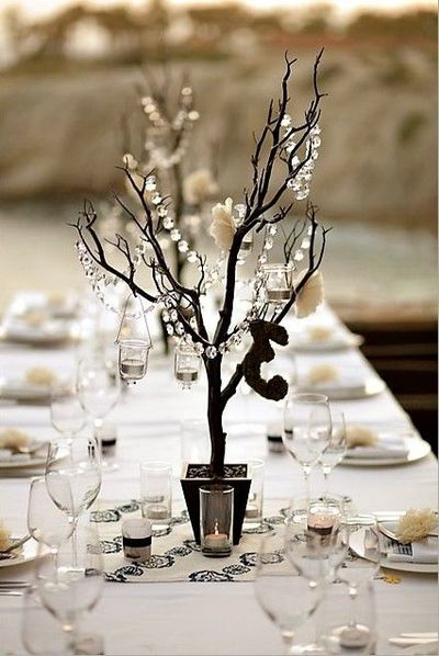 Great diy centerpiece easy elegant and simple