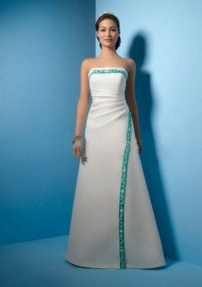 Simple yet elegant this satin wedding dress designs for Simple elegant wedding dress designers