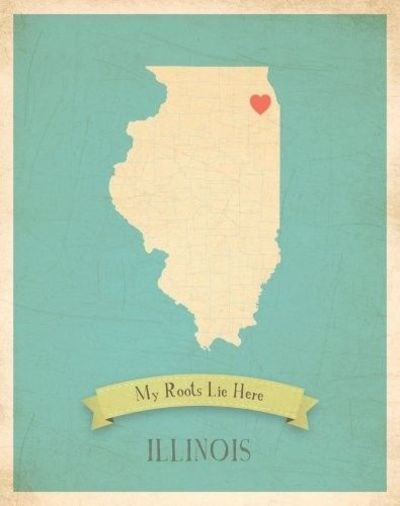 My roots lie in Chicago