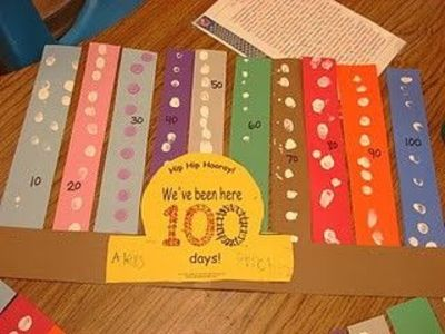 a few fun 100 day activities preschool items juxtapost