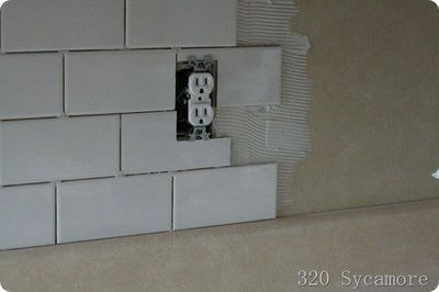 how to install subway tile backsplash for my kitchen juxtapost