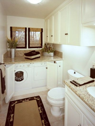 Hidden Washer Dryer In Bathroom Bath Ideas Juxtapost