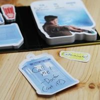 Doctor Who Sticky Notes? Um, yes