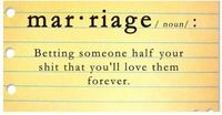 Definition Of Marriage meme lol memes