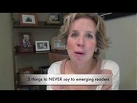 what not to say to emerging readers (and what you should say instead!) #ece #kidlit #weteach #reading