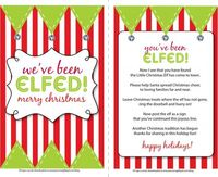 You've been elfed!