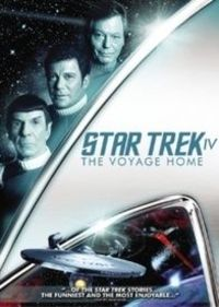 Star Trek IV: The Voyage Home. Got to be the best of the Star Trek movies . .