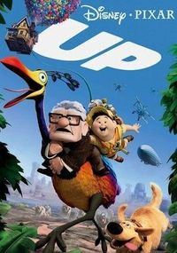 Up (2009) After a lifetime of dreaming of traveling the world, 78-year-old homebody Carl (voiced by Ed Asner) flies away on an unbelievable adventure with Russell, an 8-year-old Wilderness Explorer (Jordan Nagai), unexpectedly in t...