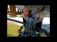 Tarn How to Make Yarn from Old T-Shirts - Video RGW