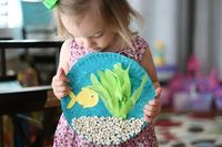 diy toddler fishbowl art projects