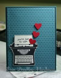Stampin' Up! SU Stamping with Erin