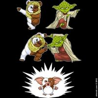 This Is What Happens When You Mix Yoda And An Ewok