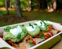Healthy Enchiladas