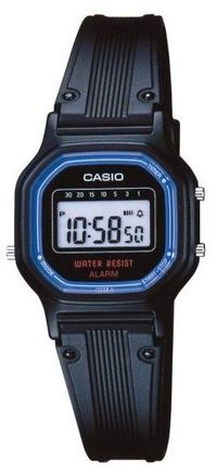 Casio Women's LA11WB-1 Daily Alarm Digital Watch