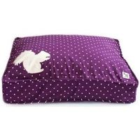 Purple Dog Bed!
