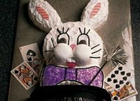 Magician's Bunny Cake