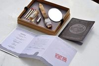 HALLOWEEN SURVIVAL KIT PARTY INVITATION 1. Wooden Stake for vampire slaying  2. Silver Bullet werewolf extermination  3. Holy Water exorcism rituals and warding off evil spirits  4. Mirror undead detection  5. Matches destruction of monster remains and li...