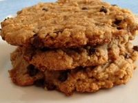 Cashew Chip Cookies - The Kitchen Table - The Eat-Clean Diet®