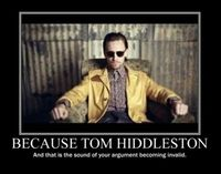 I don't even like 'motivational posters' I just like tom