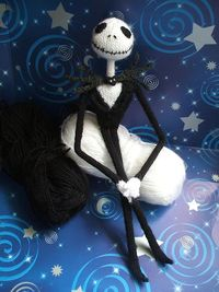 Jack from Nightmare Before Christmas
