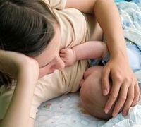 Night Waking and Protection from SIDS