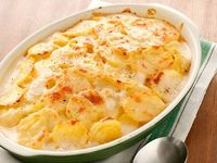 Low-Fat Scalloped Potatoes from FoodNetwork.com
