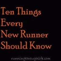 Ten things every runner should know