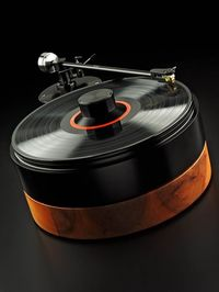 Sexy record player!