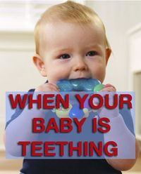How to help a teething baby... lots of tips and advice