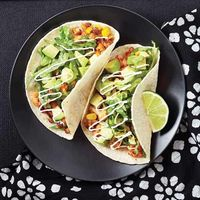 veggie tacos / #cleaneating