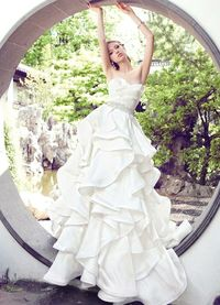 e283e3838b Posts similar to  9 Favorite  Wedding  Dresses from the latest Yumi ...