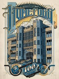 Anderson Design Group: Blog: Hume-Fogg 100th Anniversary Print